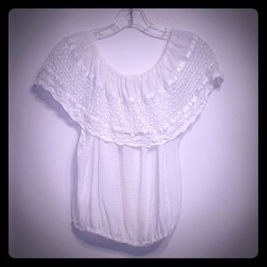 Stunning Free People off shoulder top size S
